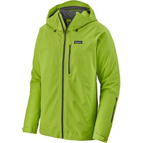 Patagonia Powder Bowl Jacket Herre peppergrass green